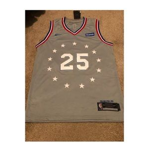 Ben Simmons Limited Edition Sewn Jersey